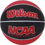 Bola Wilson Basquete Mini Ncaa Nº3 WTB0784X0-RED WTB0784X0RED