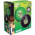 Bolão Infantil em Vinil Ben 10 Preto 2164 - Lider - Lider Brinquedos