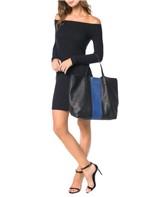 Bolsa Calvin Klein Jeans Shopping Bag Preto - U