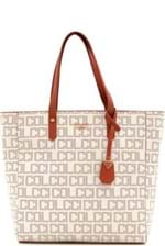 Bolsa Colcci Shopping Bag Pvc - Off White - U