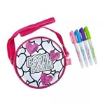 Bolsa Friendly e 4 Canetinhas Color ME Mine Redonda DTC 4111