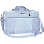 Bolsa Imperial Azul M - Batistela Baby
