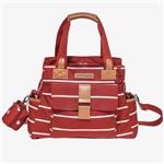 Bolsa Kate Navy Star Vermelha - Masterbag Baby