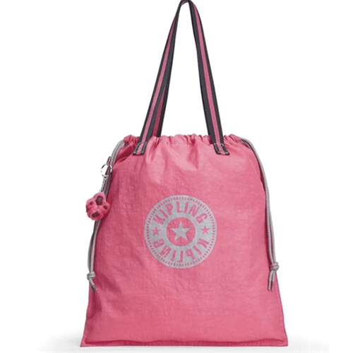 Bolsa Kipling New Hiphurray City Pink-City Pink-U
