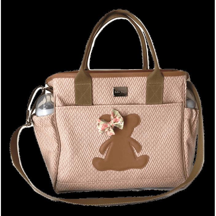 Bolsa Maternidade Rosa Lili Bag - LiliBag