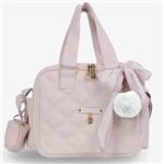 Bolsa Maternidade Térmica Organizadora Ballet Rosa - Masterbag Baby