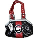 Bolsa Musical Monster High Preta - Fun