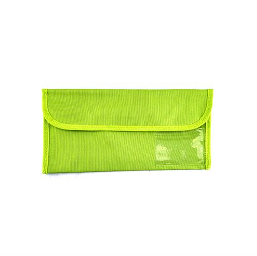 Bolsa Porta Documentos de Viagem - Verde