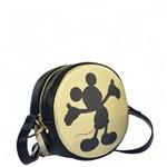 Bolsa Redonda Disney Mickey Gold