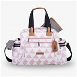 Bolsa Termica Everyday Manhattan Rosa - Masterbag Baby