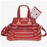 Bolsa Térmica Everyday Navy Star Vermelha - Masterbag Baby