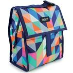 Bolsa Térmica Personal Cooler Geométrica Colorida Packit