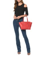 Bolsa Tote Frame Medium Shopper - U