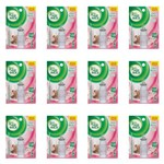 Bom Ar Talco Desodorizador Spray Refil 12ml (kit C/12)