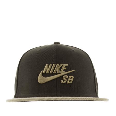 Boné Aba Reta Nike Sb Icon Pro Verde -