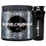 Bone Crusher 300g + Coqueteleira Black Skull
