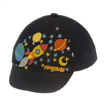 Boné Galaxia - 0 a 2 Anos