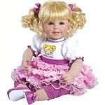 Boneca Adora Doll Little Lovey - Bebê Reborn