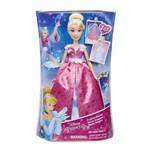 Boneca Articulada - 30 Cm - Disney - Princesas - Vestidos Mágicos - Cinderela - Hasbro