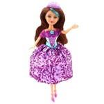 Boneca Articulada com Acessórios - Funville Sparkle Girlz - Princesa - Charlotte - Dtc