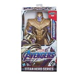 Boneca Avengers Titan Hero Power Deluxe 2.0 - Thanos - Hasbro