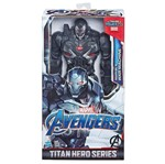 Boneca Avengers Titan Hero Power Deluxe 2.0 - War Machine - Hasbro