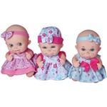 Boneca Babies Expressões Trigemeas - Candide