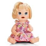 Boneca Baby Alive Comilona - Loira - E3403 - Hasbro
