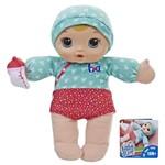 Boneca Baby Alive Dorme Bebê Loira - Hasbro