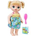 Boneca Baby Alive Escolinha Loira C2694 - Hasbro