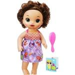 Boneca Baby Alive Escolinha Morena C2695 - Hasbro