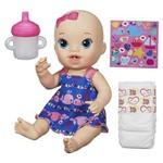 Boneca Baby Alive Hora do Xixi Morena Sortidas - Hasbro