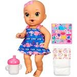 Boneca Baby Alive Hora do Xixi Náutica Morena - Hasbro