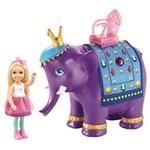 Boneca Barbie Chels e o Rei Elefante Fpl83