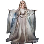 Boneca Barbie Collector Haunted Beauty Ghost - Mattel