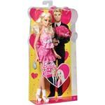 Boneca Barbie Encontro com o Namorado Mattel