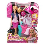Boneca Barbie Estampa Fashion - Mattel