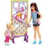 Boneca Barbie Family Dupla Irmãs no Parque - Skipper e Chelsea Mattel