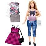 Boneca Barbie Fashionistas com Acessório Fashions 37 Everyday Chic DTD96/DTF00 - Mattel