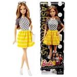 Boneca Barbie Fashionistas Morena Summer Doll Roupas Modernas - Mattel / Ano de Fabricação: 2014