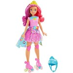Boneca Barbie Filme Amiga Princesa de Vídeo Game - Mattel