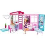Boneca Barbie Mattel Casa Glam FXG55