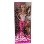 Boneca Barbie Natal de Pijama - Mattel