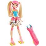 Boneca Barbie Patinadora Filme Dtw17