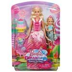 Boneca Barbie Princesa com Chelsea Festa do Chá - Mattel