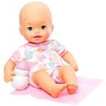 Boneca Bebê - Little Mommy - Recém Nascido - Roupinha de Coração - Mattel