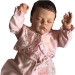 Boneca Bebê Reborn Amy Molde Coco Corpo Inteiro