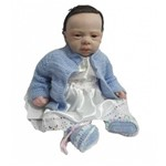Boneca Bebe Reborn Judith Linda Molde Importado