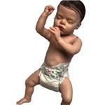 Boneca Bebê Reborn Sophy Molde Coco Corpo Inteiro