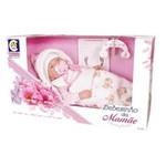 Boneca Bebezinho da Mamae Deitado Cotiplas 2091